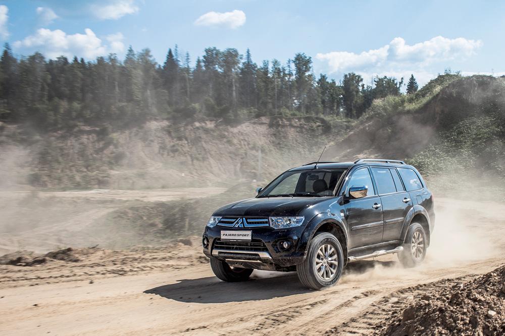 Локализация производства позволила снизить цену на Mitsubishi Pajero Sport на 30 тысяч рублей